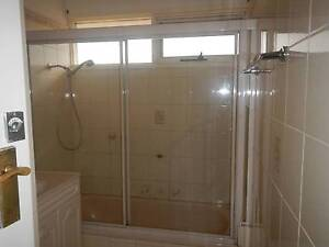 Shower screen over bathtub Notting Hill Monash Area Preview