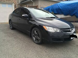 2007 Acura CSX, Leather/Sunroof, New Clutch, Certified