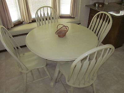 "Nautical galley TABLE-4 CHAIRS--Thomasville--(NEW-Never Used) ""Buyer Pick Up-Dallas, TX"""
