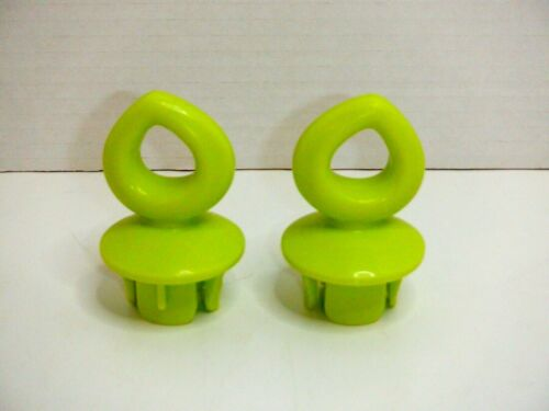 Bright Starts Roaming Safari Walk-A-Bout Walker - 2 Green Toy Hooks