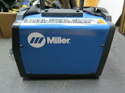 Miller Thunderbolt 160 Dc Stick Welder 907721 With Hobart 7018 Box