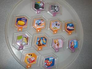 12 MOSTLY RARE Disney Infinity Series 1 and 2 Power Discs Albany Creek Brisbane North East Preview