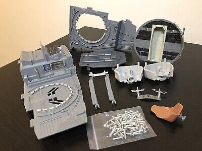 Star Wars Legacy Millennium Falcon Landing Gear Brackets /& Screws Replacements