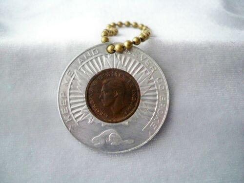 Souvenir Canadian Lucky Penny Token 1947