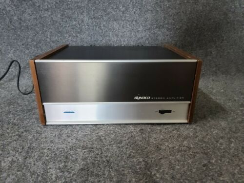 Dynaco ST-150 power amplifier with wood sides