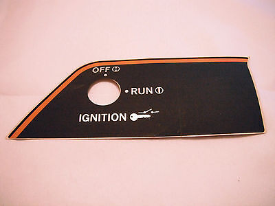 Vintage NOS Arctic Cat Ignition Decal 0211-595