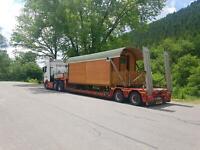 Transport Bauwagen Tinyhaus Zirkuswagen Baubude Schaustellerwagen Hessen - Jossgrund Vorschau