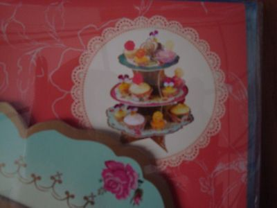 Alice in Wonderland Cake Stand; Talking Tables Cake Stand; Mad Hatter Theme Cent (Mad Hatter Baby Shower)