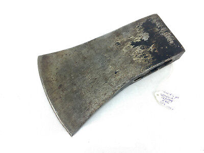 Rare Head Axe 5 Sandvik Made In Germany Wood Chopping