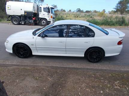 Holden VX Commodore Sedan