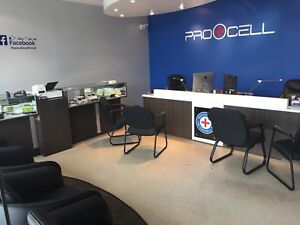 Reparation iphone ipad ipod samsung Laval repair PRO CELL