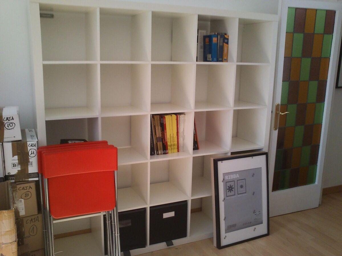 Venta de librer a de comedor segunda mano en perfecto estado muebles electrodom sticos en - Compra venta muebles segunda mano barcelona ...