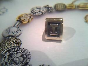 PANDORA     *    Alphabet Charm    * Acacia Gardens Blacktown Area Preview