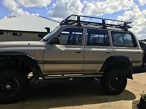 1992 Toyota LandCruiser Wagon Avoca Bundaberg City Preview