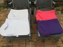 Roma brand Pony Saddle Cloths x4 Campbelltown Campbelltown Area Preview