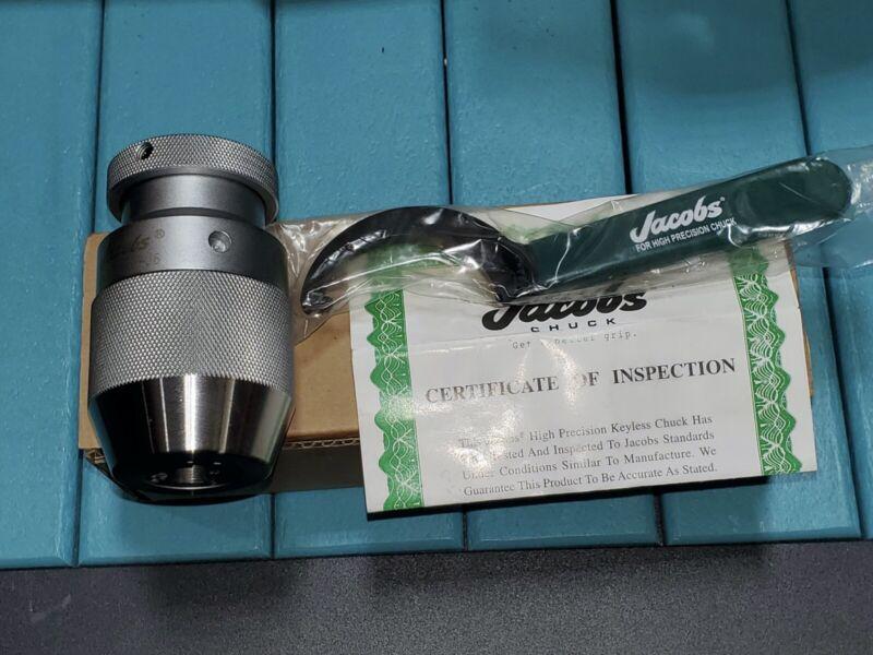 Jacobs Keyless Drill Chuck High Torque High Precision 6JT Mo