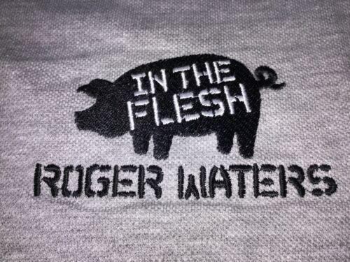 Pink Floyd (Roger Waters) 1999 Vintage Original XL Polo Shirt