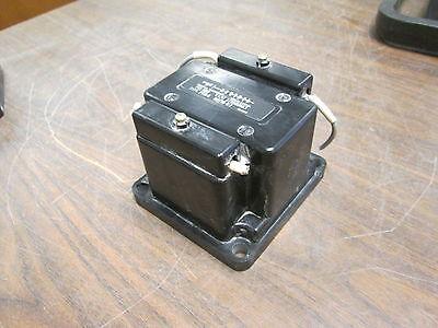 Fpe Type Ptm-6 Potential Transformer 2755a0663 10kv Bil Ratio 41 Pri480 Used