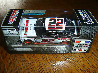 2016 Joey Logano  22 Discount Tire Mustang 1 64 Free Shipping