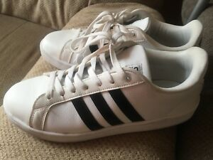 Adidas Women leather shoes