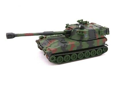 SCHUCO Military 1:87/H0 Panzerhaubitze M-109 G, Bundeswehr, flecktarn #452651900