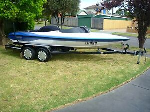 2007 Stejcraft Skier in excellent condition. Greensborough Banyule Area Preview