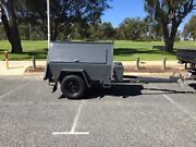 Heavy duty trailer trade trailerBuilder,Plumber,Handy Man,Camping Craigie Joondalup Area Preview