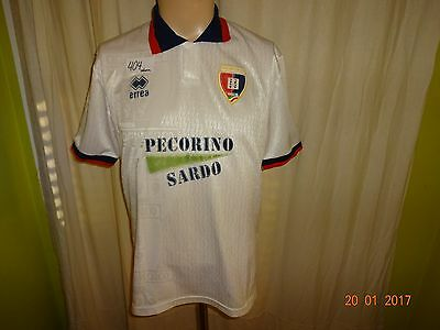 Cagliari Calcio Original errea Heim Trikot 1994/95