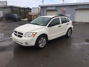 Dodge caliber  2007 bas millage