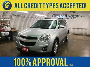2012 Chevrolet Equinox LT*AWD*BACK UP CAMERA*KEYLESS ENTRY*HEATE