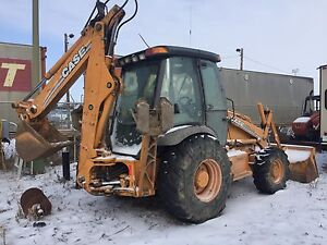 2007 Case 580 Super M Plus Backhoe