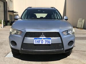 2011 MITSUBISHI OUTLANDER FWD * AUTOMATIC * 15 MONTHS FREE WARRANTY* Malaga Swan Area Preview