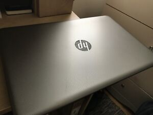 "4 months old 17.3"" HP laptop"