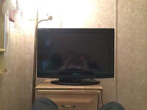 Toshiba TV Screen.