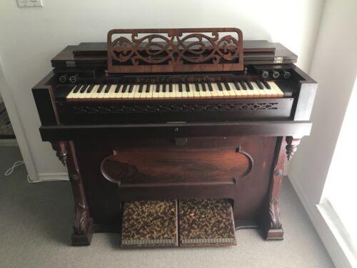 Antique J Estey & Co. Pump Organ