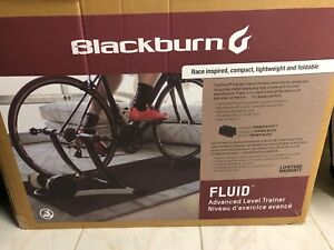 Blackburn indoor cycling trainer
