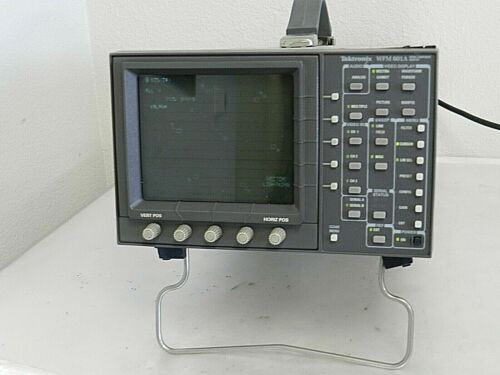 Tektronix WFM601A Digital SDI Waveform Monitor