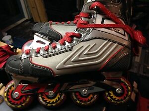 Rollerblade pour hockey