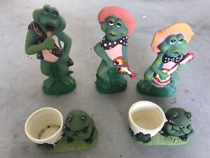 Frog Garden Ornaments
