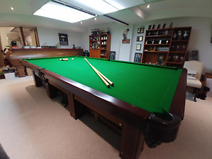 Snooker Table - Professional Brunswick 6X12