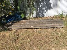 Railway sleepers Alexandra Hills Redland Area Preview