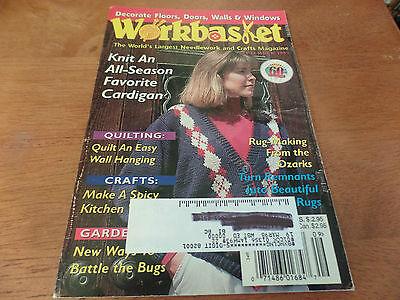 Винтажные September 1995 The Workbasket and