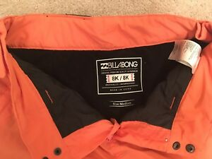WOMENS BILLABONG SNOWPANTS MEDIUM