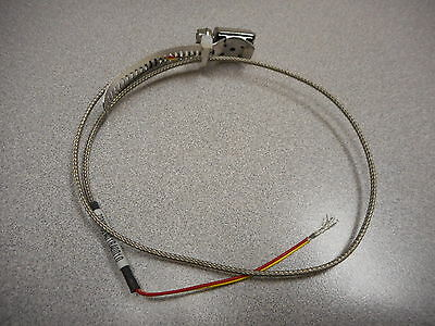 Watlow 72xxsga018a0010 Thermocouple Wpipe Clamp K Type 716-2532