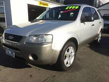 2005 Ford Territory Wagon Invermay Launceston Area Preview