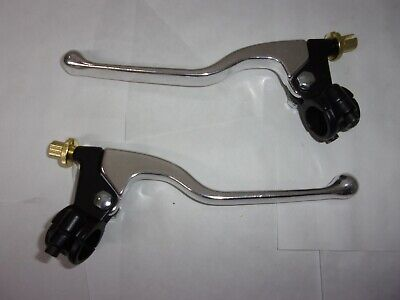 HONDA CLUTCH + BRAKE LEVER PERCH ASSEMBLY FOR MODELS WITH DRUM BRAKES