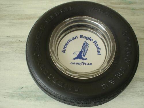 Vintage Good Year American Eagle Radial Flexten  Ashtray Great Collectable NOS