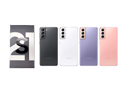 Android Phone - Fully Unlocked Samsung Galaxy S21 5G SM-G991U [New Unused]