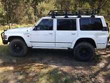 1997 Nissan Patrol Mannering Park Wyong Area Preview