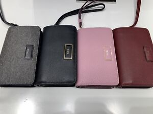 Tumi French purse wallet